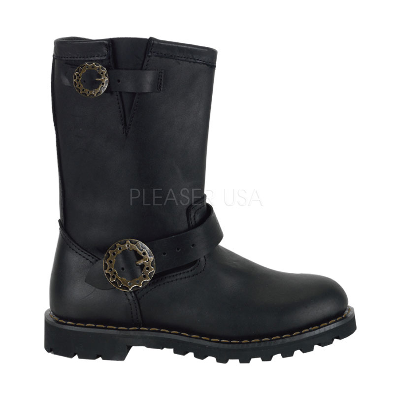 costume mens buckled steampunk boots thevikingstorecouk